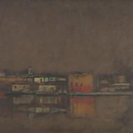 1929. Nel Porto di Spalato