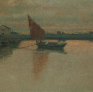 1900. - 1902. Motif from Chioggia