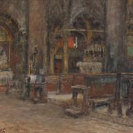 1939. L'Interno della Cattedrale di San Doimo