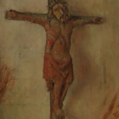 1940. Crucifix
