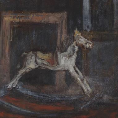 1945. Studio per il Cavalluccio