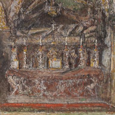 1939. Oltar Sv. Staša