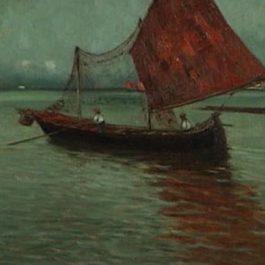 1897. - 1898. Iz Venecijanske lagune