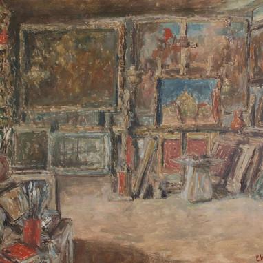 1938. Stari atelijer I