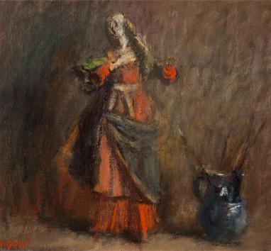 1939. La Bambola coi Pennelli