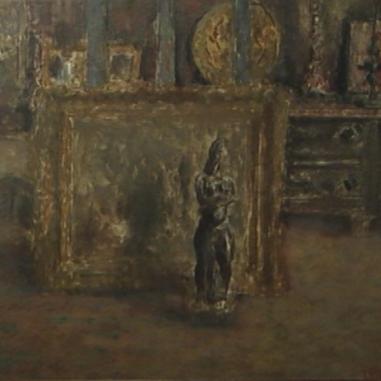 1945. Interijer atelijera