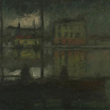 1929. Ribari u luci
