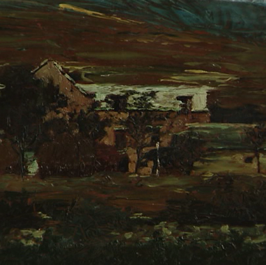 1895. - 1896. Kuće kod Tusculuma