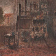 1943. La Stanza del Pittore
