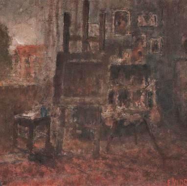1943. Slikareva soba