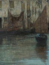 1903. Giudecca. Dusk