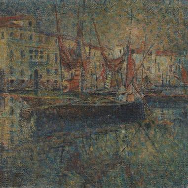 1908. - 1912. Iz Venecije