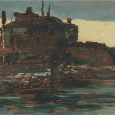 1895. - 1896. Da Chioggia