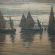 1897. - 1899. Le Barche a Vela