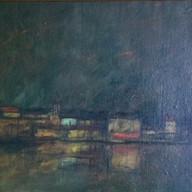 1929. Split Harbour