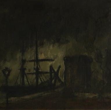 1936. Luka u Trogiru