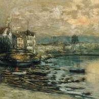 1899. - 1901. Il Vecchio Cantiere Navale a Spalato