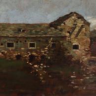 1895. - 1896. I Mulini abbandonati