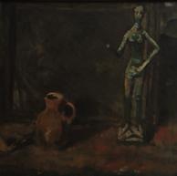 1926. La Statua con la Caraffa