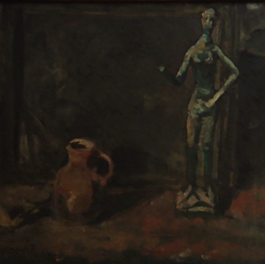 1926. Statue with Jug