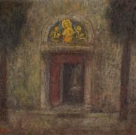 1940. Il Portale del Monastero a Poljud