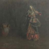 1934. La Bambola con la Caraffa