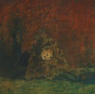 1945. Mrtva priroda sa satom