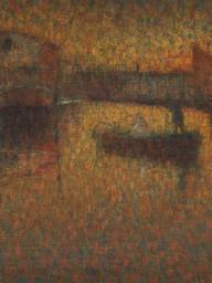 1912. - 1913. Chioggia di Sera