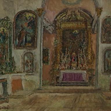 1940. Interijer Sv. Mihovila