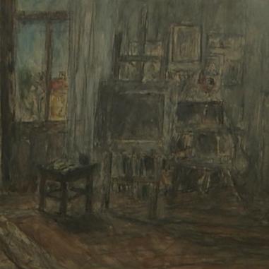 1943. Kućni atelijer
