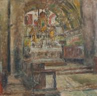 1938. L'Interno della Cattedrale di San Doimo
