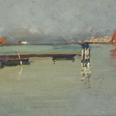 1895. - 1896. Iz lagune
