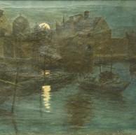 1891. - 1895. Il Chiaro di Luna nella Laguna