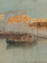 1903. - 1905. Lagoon. Chioggia