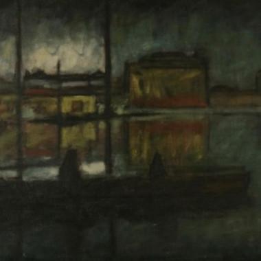 1929. Motivo dal Porto di Spalato