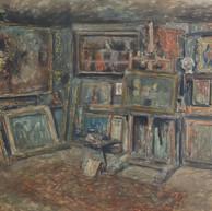 1938. L'Interno dell'Atelier