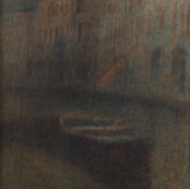 1912. Venecija, Canal Grande