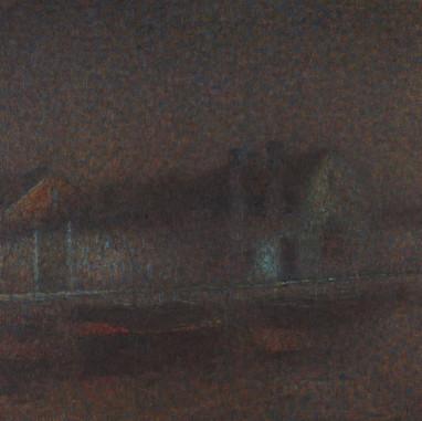 1914. - 1918. Seljačke kuće kraj Venecije