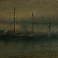 1902. - 1904. Il Riposo dei Pescatori