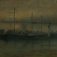 1902. - 1904. The Fishermen's break