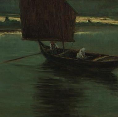 1897. - 1899. Na pučini