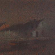 1914. - 1918. Le Case dei Pescatori vicino a Venezia