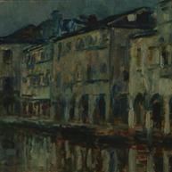 1932. Venezia, Canal Grande