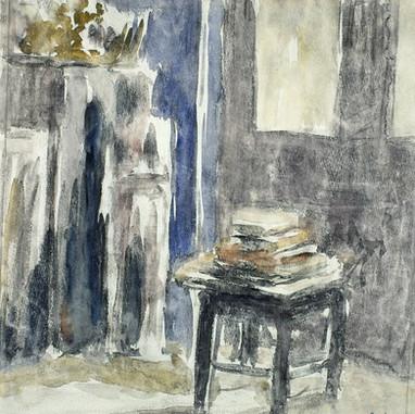 1945. Eva u atelijeru II