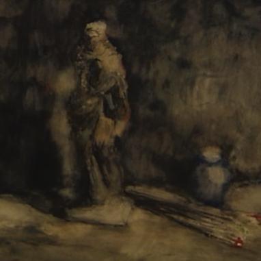 1938. La Madonna coi Pennelli