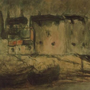 1924. Na škveru
