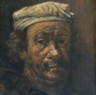 1941. (oko) Rembrandtov autoportret