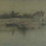 1905. - 1906. Le Case dei Pescatori vicino a Venezia