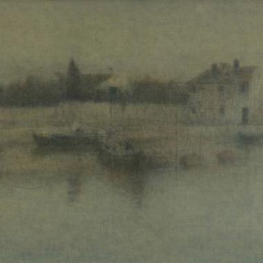 1905. - 1906. Ribarske kuće kraj Venecije
