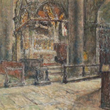 1939. Splitska katedrala
